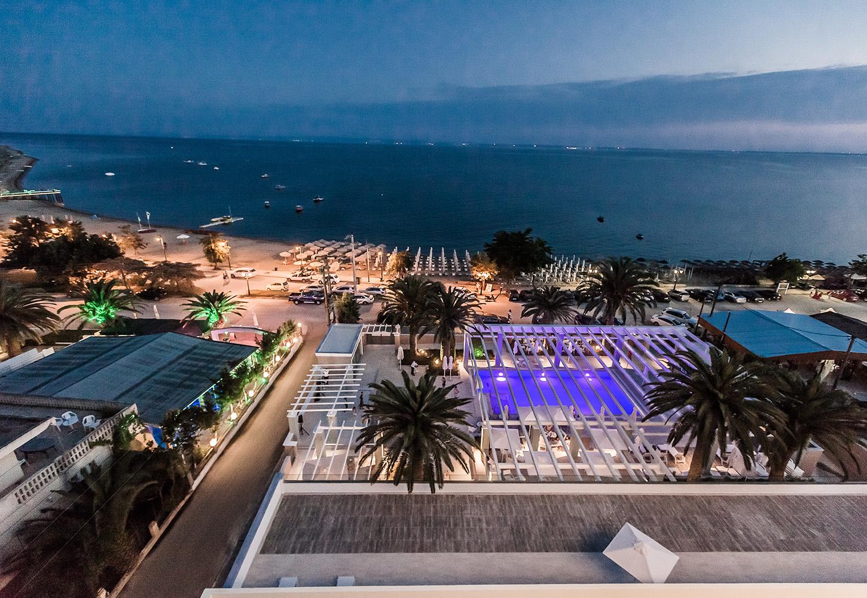 Sky Bar - Φωτογραφηση Sermilia Hotel Halkidiki Sky Bar