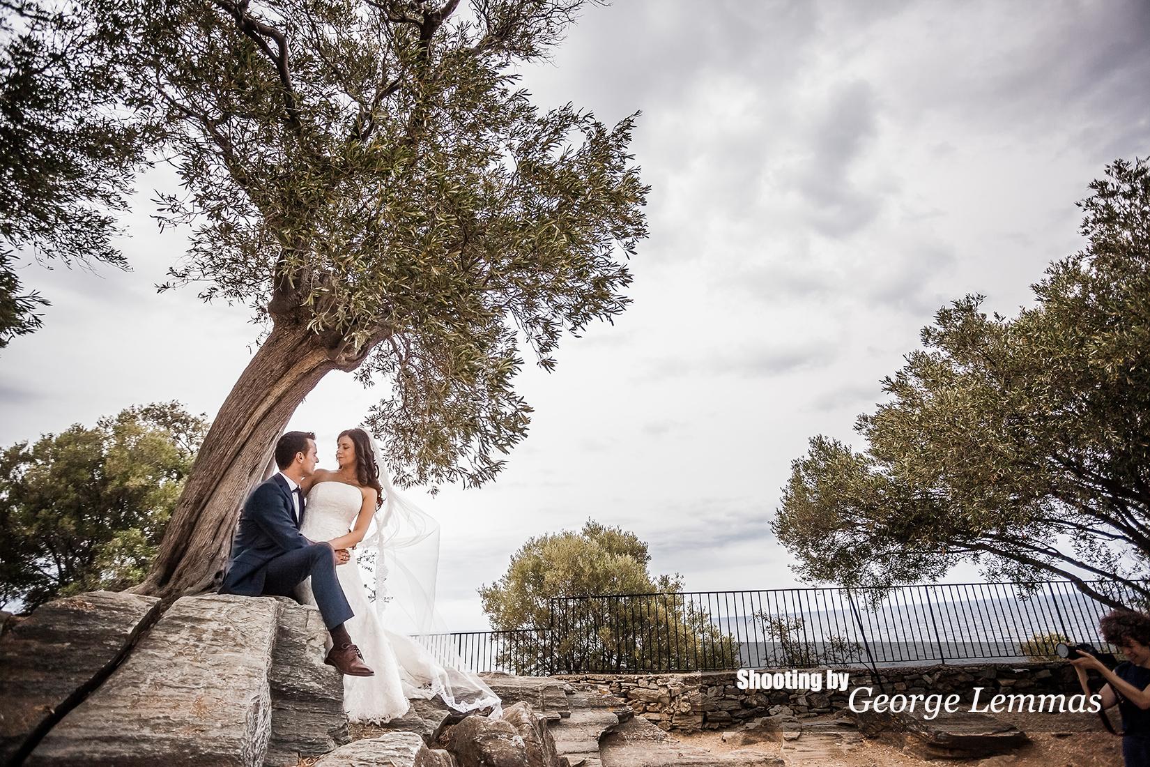 Skiathos Skopelos Wedding Photographer Videographer