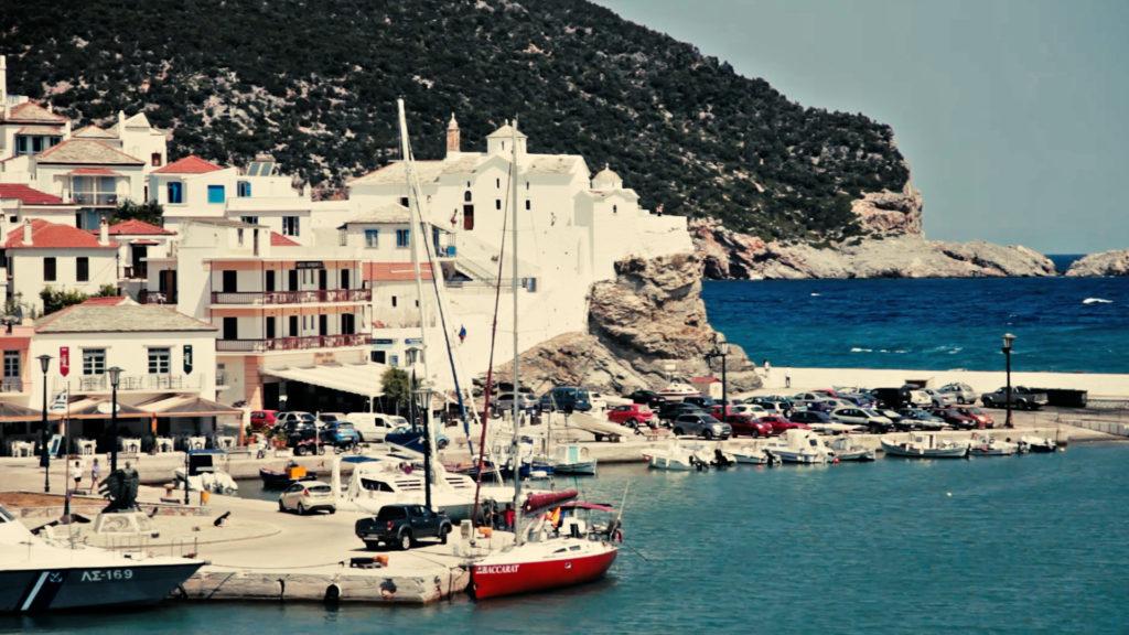 Wedding in Skopelos, Videography Photography
