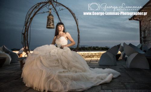Φωτογραφια Γαμου Στο Βολο με Next Day Φωτογραφιση στο Πηλιο