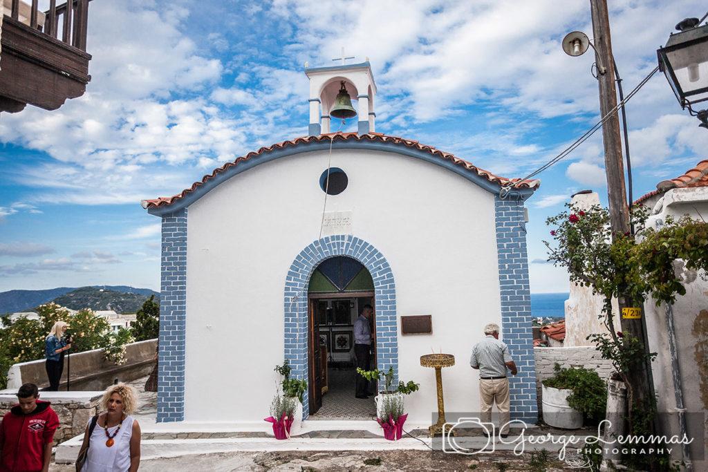 Φωτογραφηση Βαπτισης Αλοννησο Σκιαθο Σκοπελο