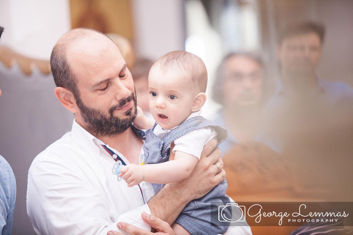 Φωτογραφοι βαπτισης Βολος Λαρισα