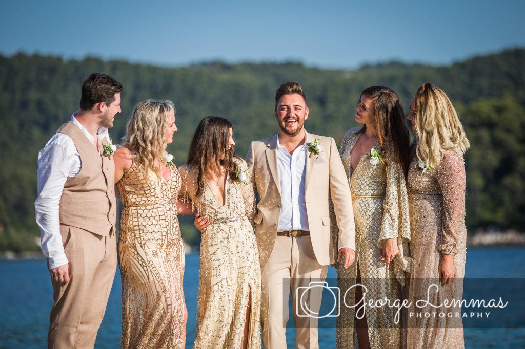 Same Sex Wedding Photography Skopelos