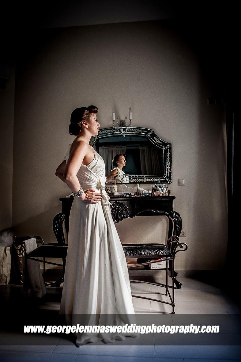 Retro WeddingPhotographer Pelion Tsagarada Mylopotamos Damouchari