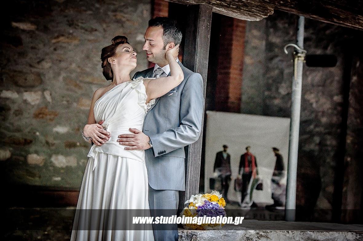 Retro Wedding in Pelion