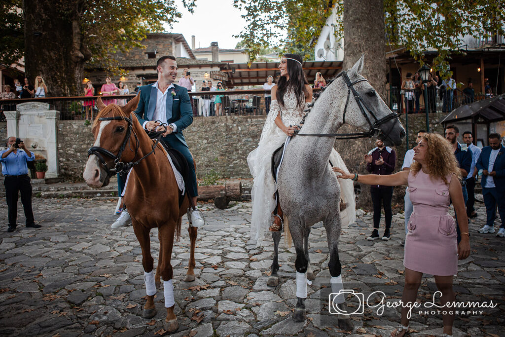 Romantic Boho Wedding in Pelion