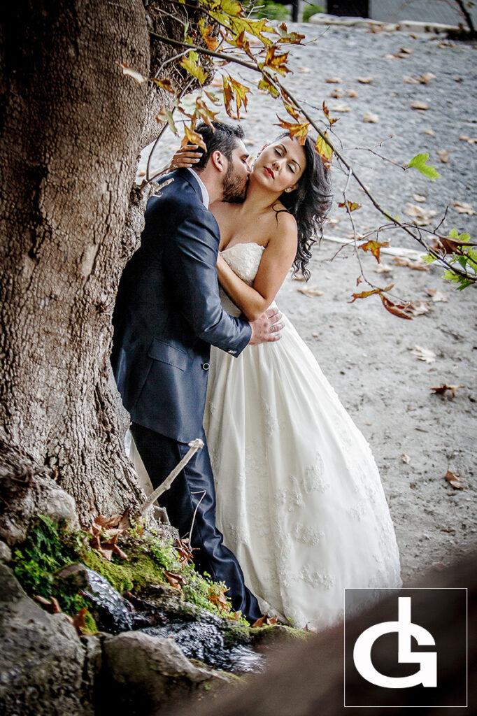 Romantic Chic Wedding Photography in Pelion Mountain