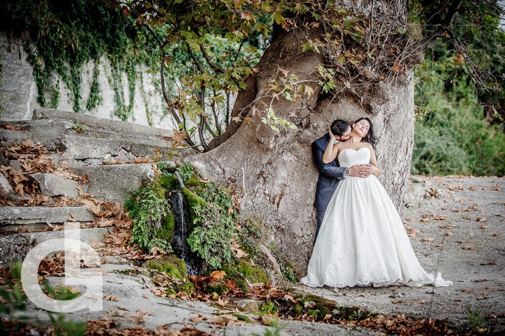 Wedding Photographer in Pelion Volos