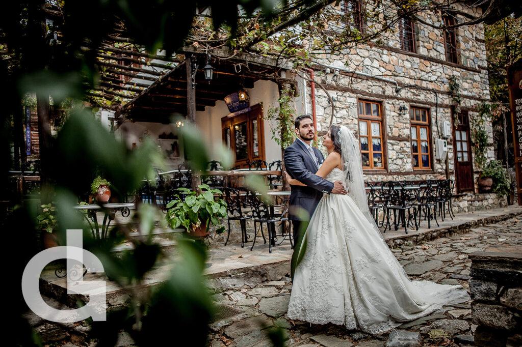 Φωτογραφια γαμου Βολος Πηλιο